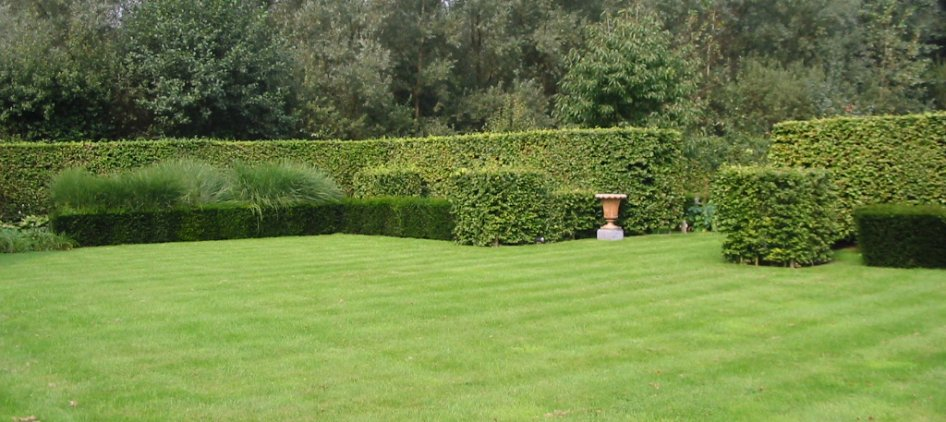 Tuinarchitectuur broos bvba - Ontwikkel een grote tuin ...